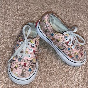Toddler peanut vans